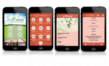 App helps customers find local restaurants that share their values